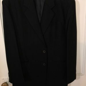Custom made dress suit and jacket